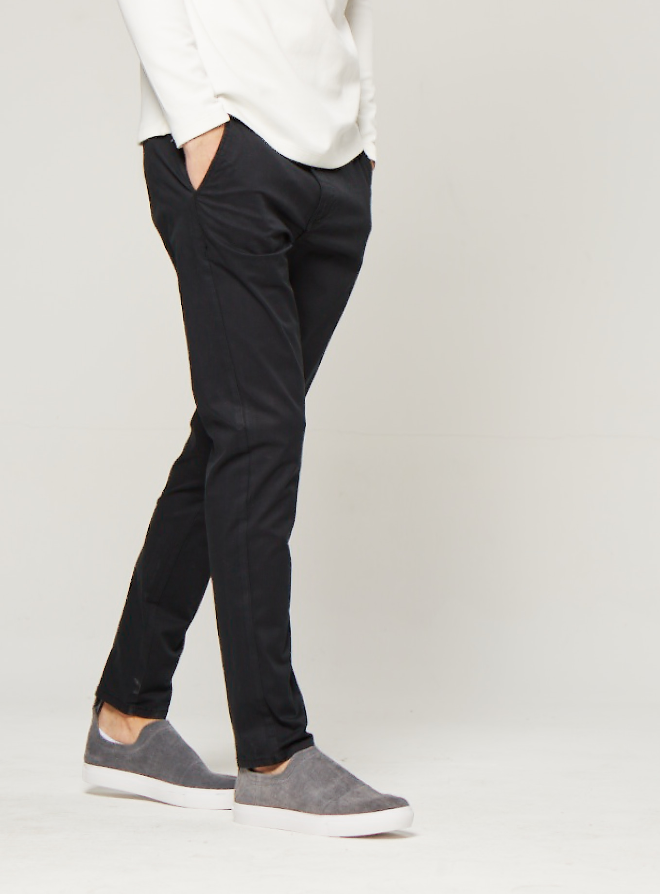Pantalon Cotton Stretch